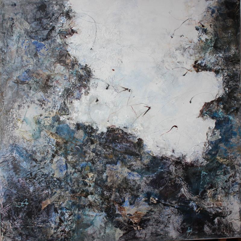 Une œuvre de SANCHEZ Anne-Marie