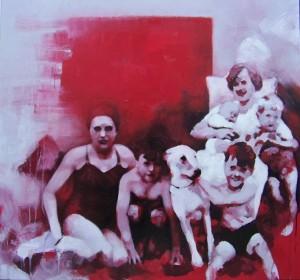 RED CORNER 100x100