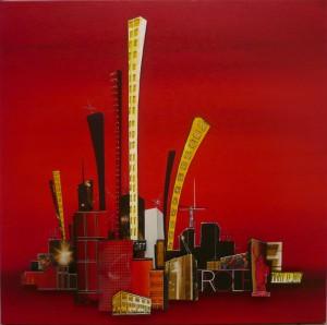 ville rouge Le Dizet  7OX7O 2