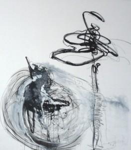 16  Don Quichotte et Sancho I. 2012-13 165:146 cm