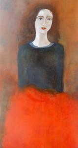 Laurence Chamagne Buaillon, les Entraves, 1, 86x45cm, 800euros