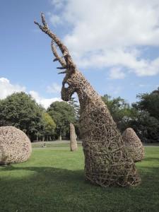 cerf arbre