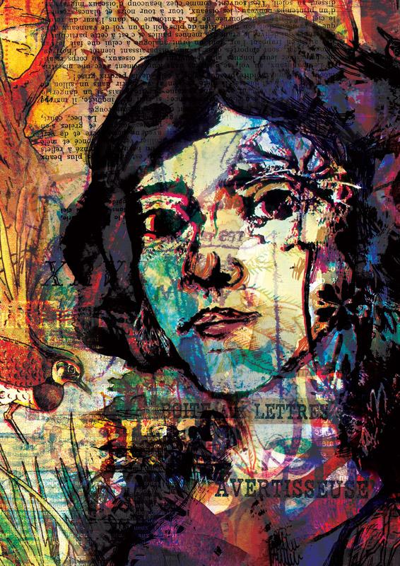 Une œuvre de BARRACHINA Anaïs