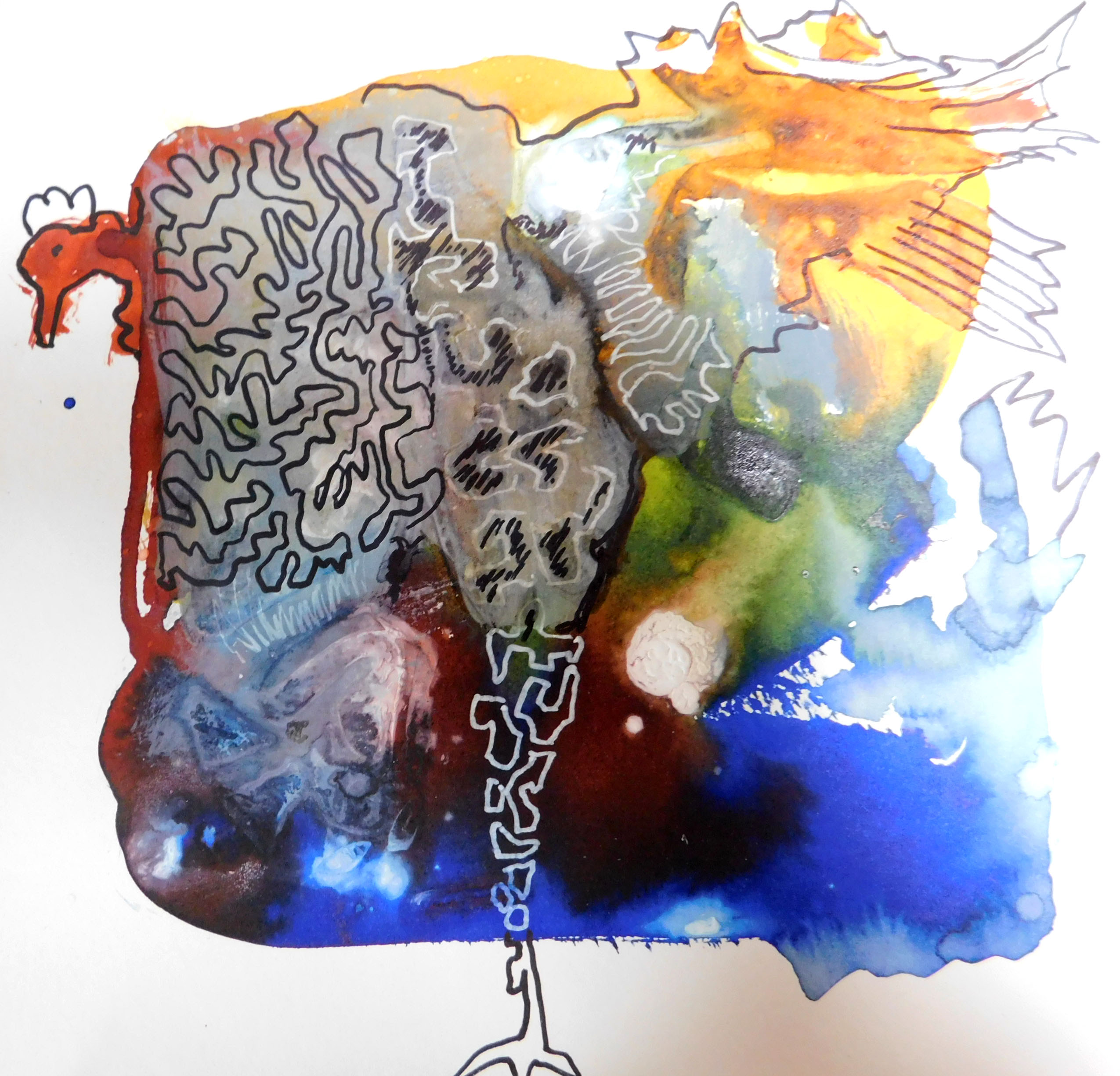 Une œuvre de THOMAS Marie-Hélène