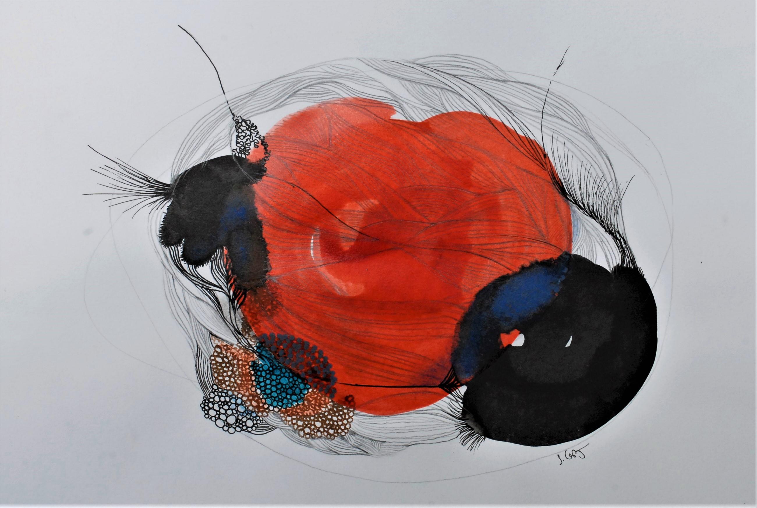 Une œuvre de GINISTY Sandrine