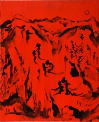 L'oeuvre au rouge (3) Compressée web2