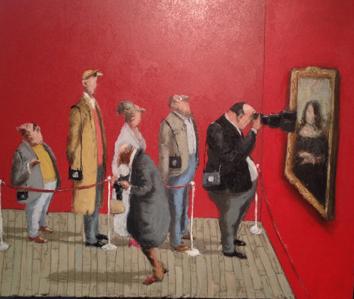Une œuvre de Thomas BOSSARD