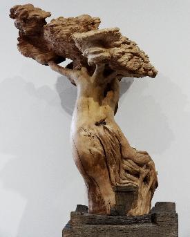 Une œuvre d'ABC Sculpture